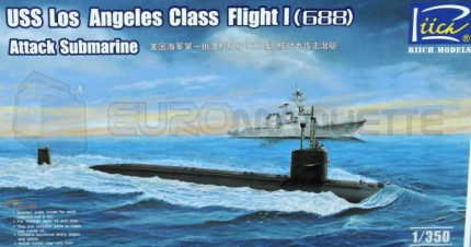 Riich models - USS Los Angeles Flight I
