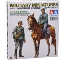Tamiya - Infanterie montée All.