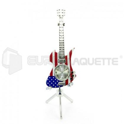 Siva - Guitare horloge USA