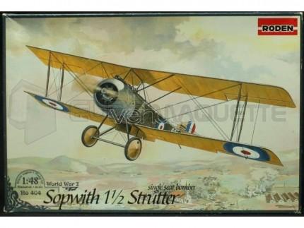 Roden - Sopwith 1/2 Stutter bomber