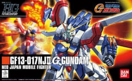 Bandai - HG G Gundam (5058265)