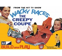 Mpc - The Wacky Races The Creepy Coupe