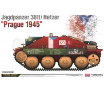 Academy - Hetzer Prague 1945