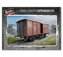 Thunder model - Guterwagen G10