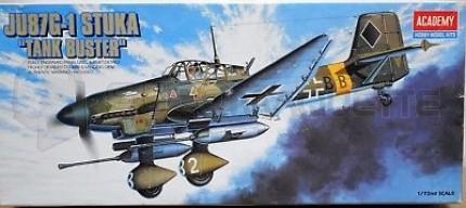 Academy - Ju-87 G1 Stuka