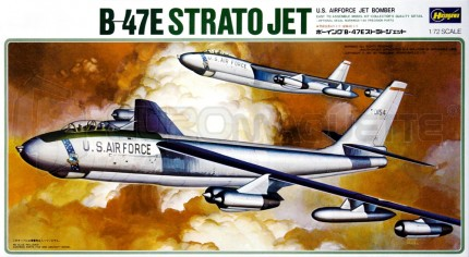 Hasegawa - B-47E