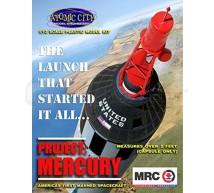 Mpc - Capsule Mercury & Astronaute 1/12