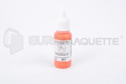 Prince August - Orange intense 851 (pot 17ml)