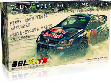 Belkits - VW Polo WRC MC 2015