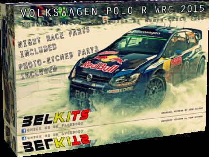 Belkits - VW Polo WRC MC 2015