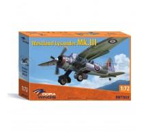 Dora wings - Westland Lysander Mk III