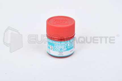Gunze Sangyo - Rouge Brillant H3 (pot 10ml)