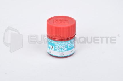 Gunze Sangyo - Rouge Brillant H3 (pot 10ml)