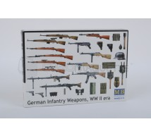 Master Box - German weapons WWII