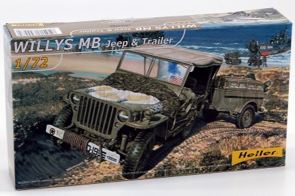 maquette heller jeep willys achat vente sur. Black Bedroom Furniture Sets. Home Design Ideas