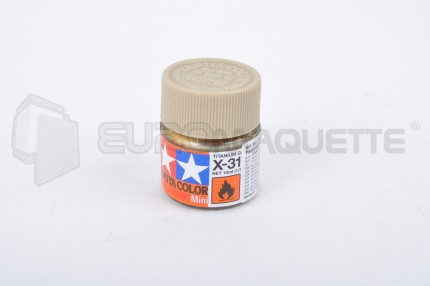 Tamiya - Or Titane X-31 (pot10ml)