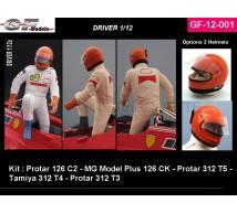 Gf Models - Pilote 80/90