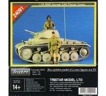Tristar - DAK Panzer crew