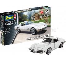 Revell - Corvette C3 1/32