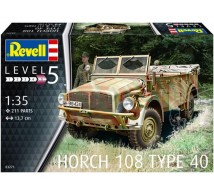 Revell - Horch 108 Type 40