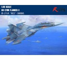 Hobby boss - Su-27 UB