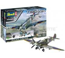 Revell - Spitfire Mk IX TECHNIK