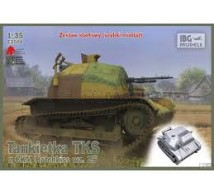 Ibg - Tankette KTS & quick tracks