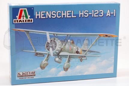 Italeri - He-123