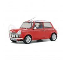 Solido - Mini Cooper 1.3i sport pack red