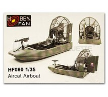 Hobby fan - Aircat Airboat