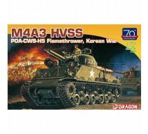 Dragon - M4A3 HVSS Flamethrower Korean War