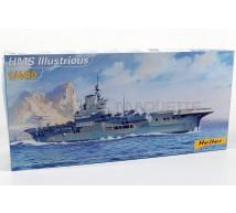 Heller - HMS Illustrious