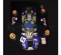 Profil 24 - Mc Laren F1 GTR GULF LM1995