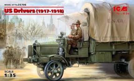 Icm - US Drivers WWI