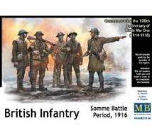 Master box - Anglais Somme 1916