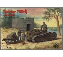 Rpm - FT-17 Tracteur 730(f)
