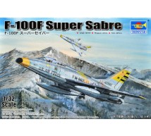 Trumpeter - F-100F