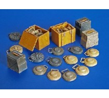 Plus Model - Mines Allemandes WWII