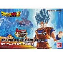 Bandai - DBZ Super Sayan (0219546)
