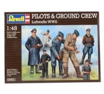 Revell - Pilotes Luftwaffe