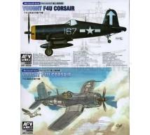 Afv club - Combo F4U Corsair 1/144