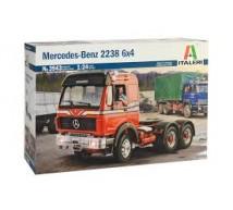 Italeri - Mercedes 2238 6x4