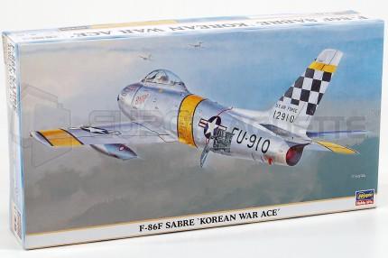Hasegawa - F-86F Sabre K.war ace
