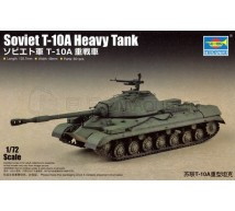 Trumpeter - T-10A heavy tank
