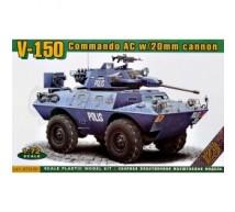 Ace - V-150 & 20mm Gun