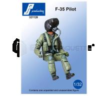 Pj production - F-35 Pilot
