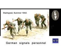 Master Box - German signals troop
