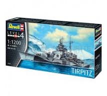 Revell - Tirpitz 1/1200