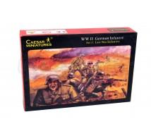 Caesar miniatures - Infanterie Allemande