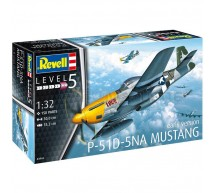 Revell - P-51D-5 Mustang